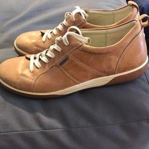 Ecco Women's Leather Sneakers